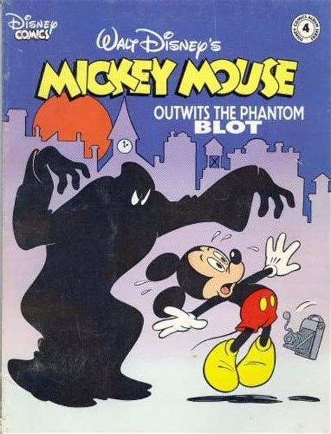 Mickey Mouse Outwits the Phantom Blot   Disney Wiki