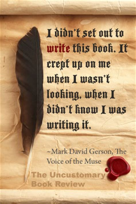 Quotes on Writing | The Uncustomary Book Review