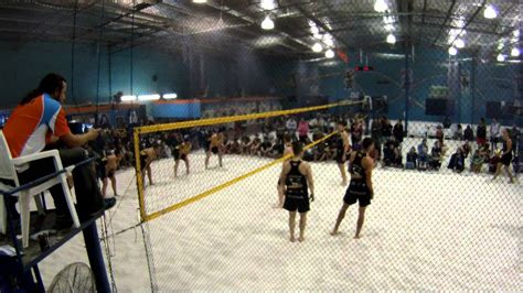 2014 Mens Division Grand Final - Indoor Beach Volleyball