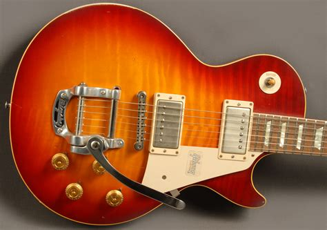 Gibson Les Paul 1959 Reissue w/Bigsby Lightly Aged Vintage