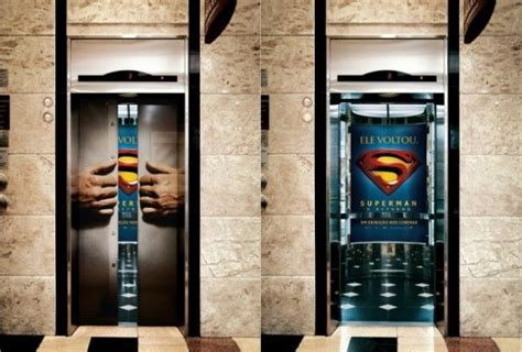 15+ Creative Elevator Ads That Can Lift Your Mood