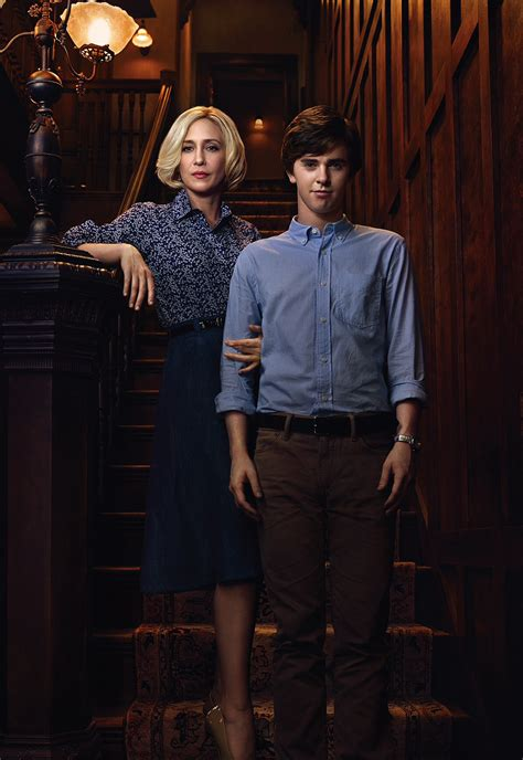 Norma and Norman | Bates Motel Wiki | FANDOM powered by Wikia