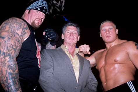 The Undertaker & Brock Lesnar's Reaction To Stone Cold