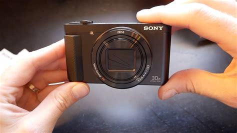 Is this cheap vlogging camera any good? - DSC-HX90V Hands