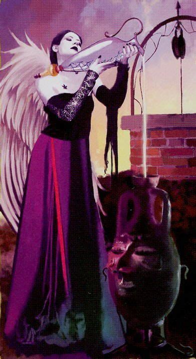Tarot 14 Temperance: a collection of ideas to try about
