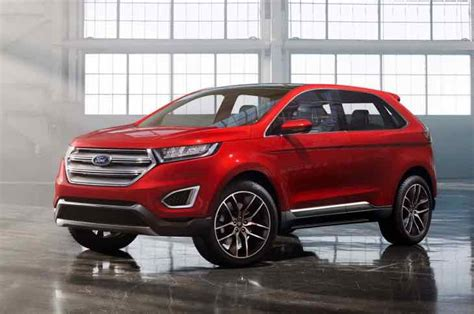 2016 Ford Edge UK price, release anxiety addressed