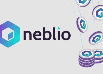 Neblio blockchain addresses are now supported on