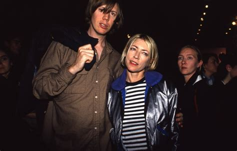 Thurston Moore and Kim Gordon | Celebrity Couples From the
