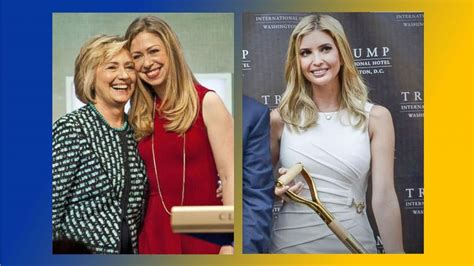 Chelsea Clinton, Ivanka Trump Both Pitch In on the