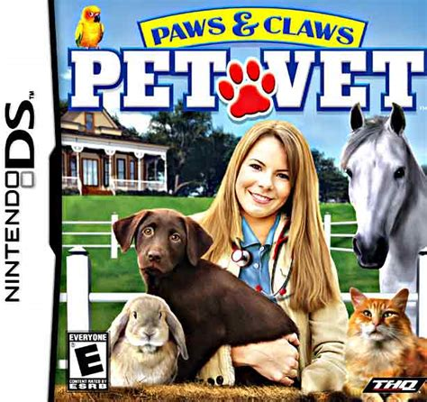 Paws and Claws: Pet Vet Game for PC, NDS, Wii & IOSHorse Games