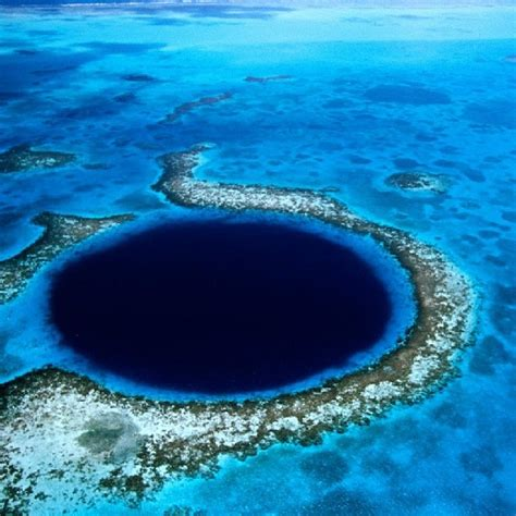 Ten Things You Didn't Know About the Blue Hole of Belize
