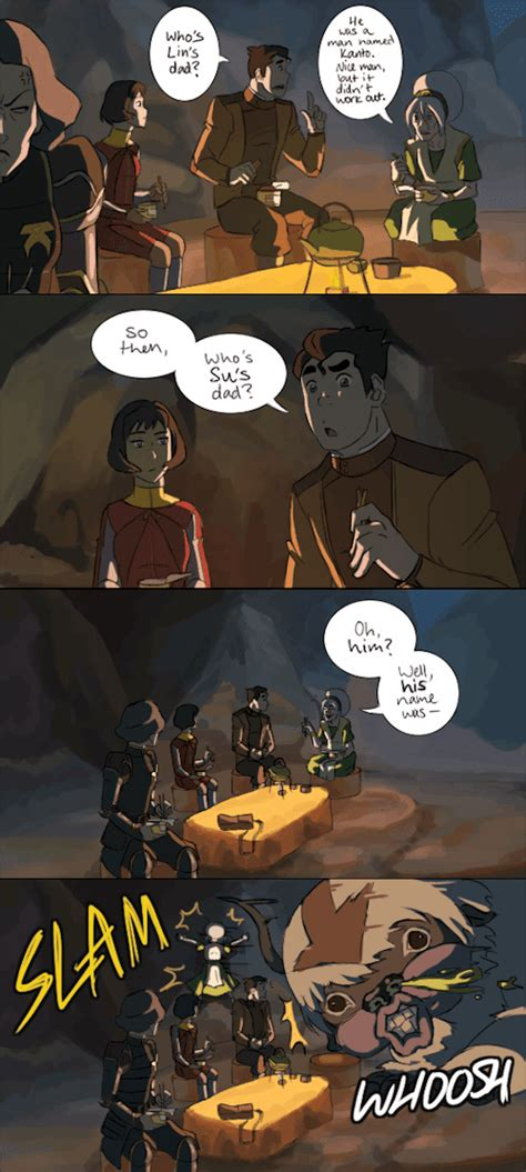 Avatar: Legend of Korra - who the heck is kanto - Cheezburger