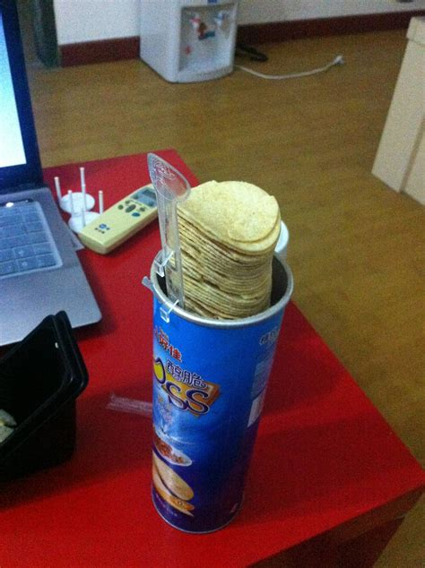 China's most inegenious innovations seem to be in Pringles