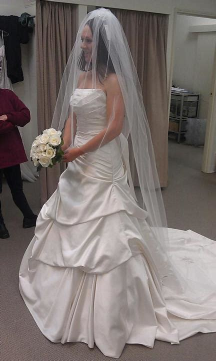 Real Bride pics in MICAH or HARPER by Maggie Sottero