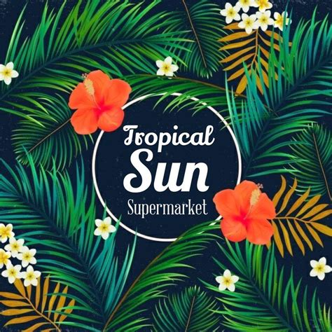 west indian, jamaican, african groceries — Tropical Sun
