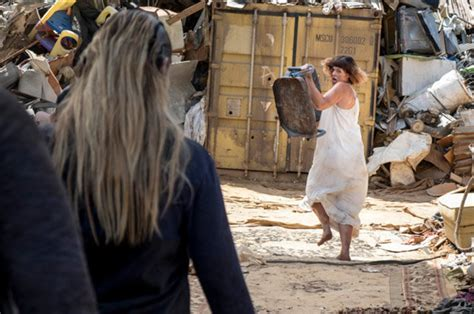 The Walking Dead: Pollyanna McIntosh on secrets to playing