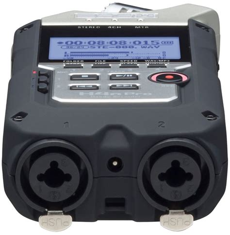 Zoom H4n Pro Portable Handy Recorder   zZounds
