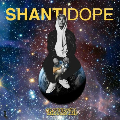 """16-year-old rapper Shanti Dope releases """"Materyal"""" EP"""
