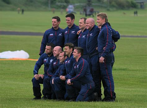 RAF Falcons Display Schedule 2018 - Military Airshows News