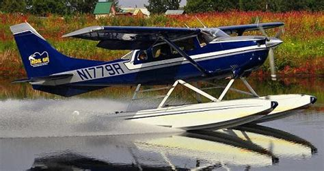 Our Float Planes| Regal Air Flightseeing & Flight Charters