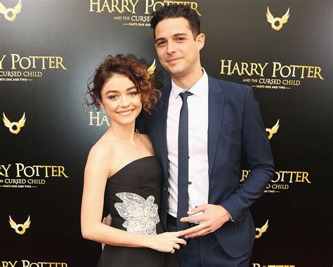 Wells Adams Moves in With Sarah Hyland in Los Angeles