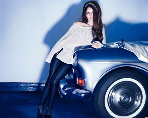 Lana Del Rey For H&M Photoshop Disaster (PHOTO)   HuffPost