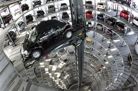 Wolfsburg: German auto park puts you in the driver's seat