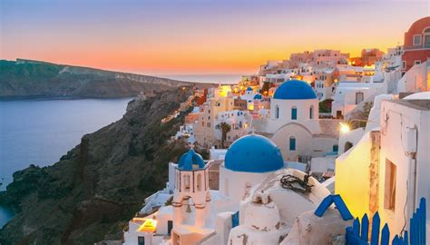 Best Time to View Sunsets in Greece | 10Best
